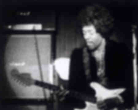 Jimi Hendrix-American genius of the six-string