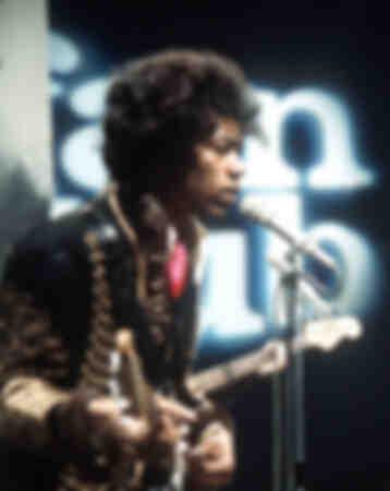 Jimi Hendrix Rotterdam 1967