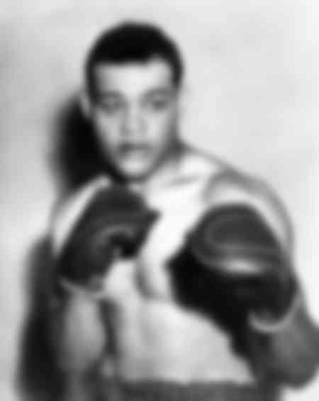Joe Louis in 1946