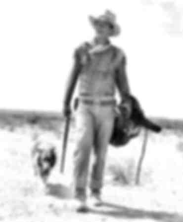 John Wayne 1953