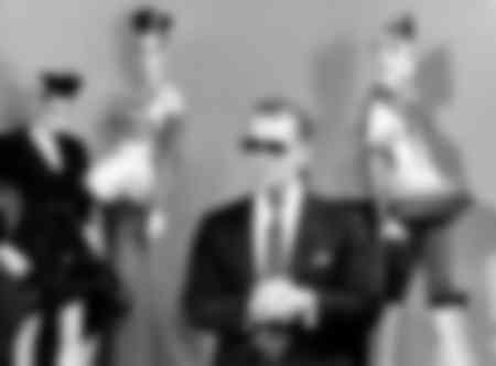 Karl Lagerfeld im Jahr 1987
