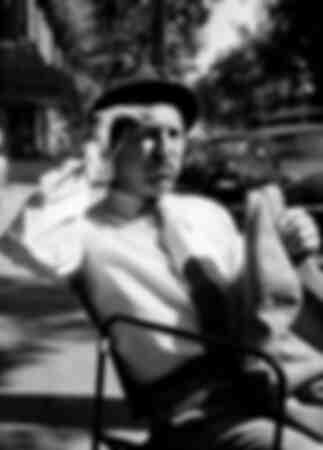 L'acteur Bourvil 1961