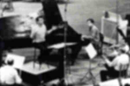 l'enregistrement de l'Orchestre philharmonique de New York