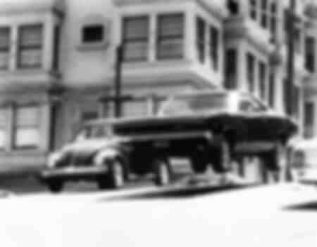 Ford Mustang i filmen Bullitt