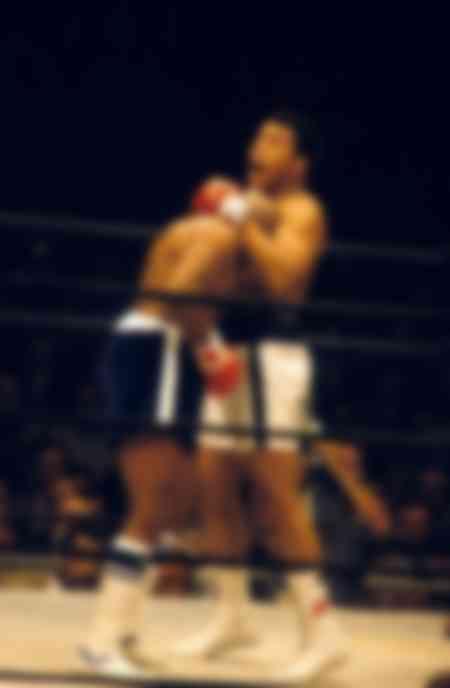 La légende de la boxe