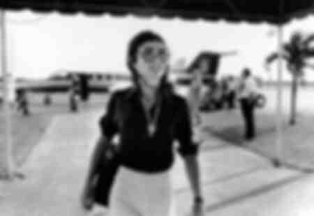 La première dame Jacqueline Kennedy
