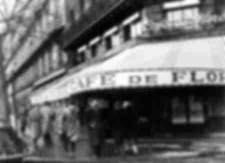 The Café De Flore
