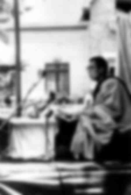 Der Dalai Lama im Jahr 1959
