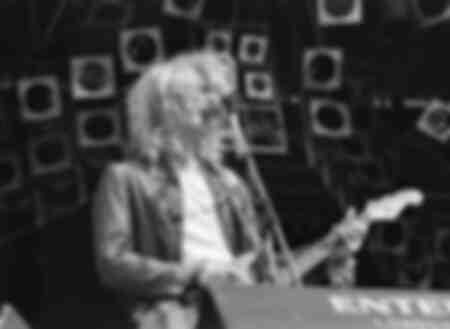 El guitarrista de rock irlandés Bernie Tormé