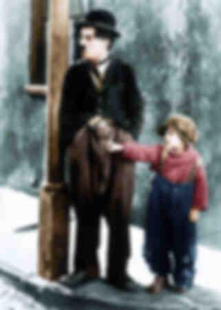 El hijo de Charlie Chaplin