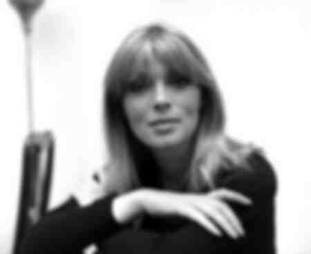 Nico's portret in 1965