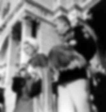 Le Prince Rainer III de Monaco et Grace Kelly