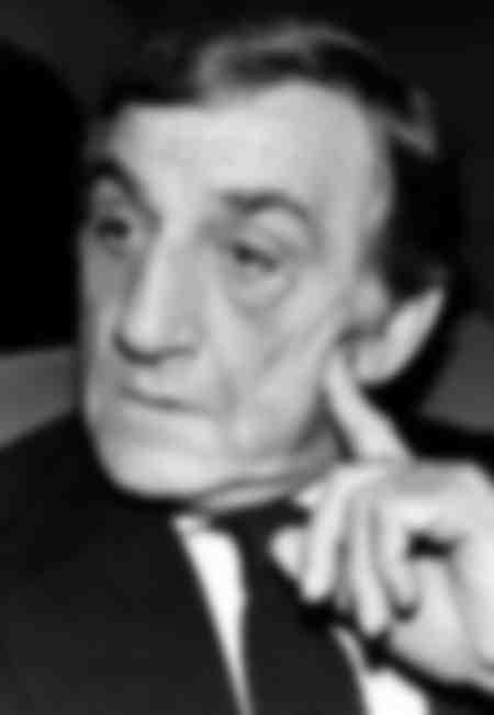Lino Ventura im Jahr 1982