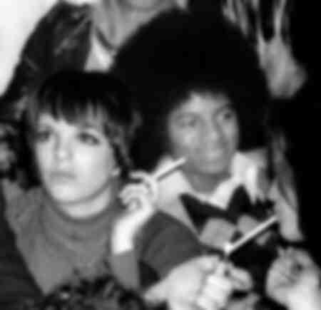 Liza Minnelli Michael Jackson
