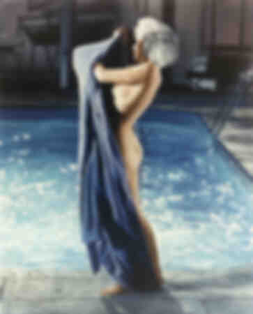 Marilyn i poolen