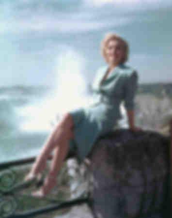 Marilyn Monroe nel 1952