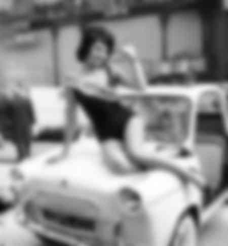 Miss Automobile 1960