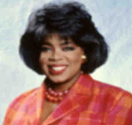 Oprah Winfrey - Behind the scenes - 1992