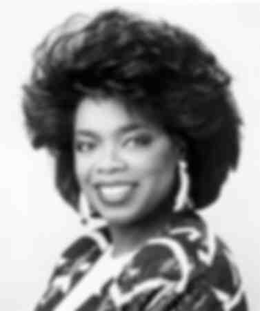 Oprah Winfrey in 1989