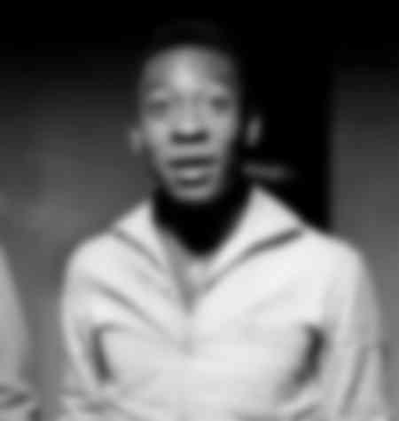 Pelé en 1960
