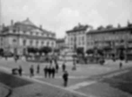 Piazza della Scala a Milano