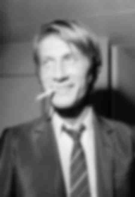 Portrait of Jacques Dutronc in 1967