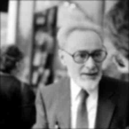 Portrait of Primo Levi