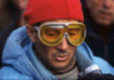Portrait of Walter Bonatti in 1965