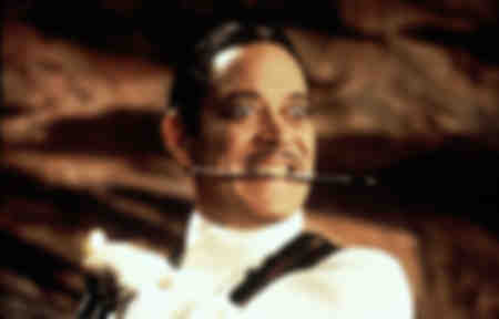 Raul Julia in The Addams Family