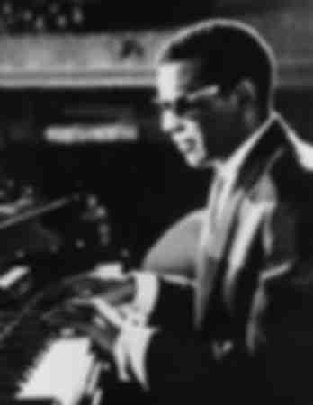 Ray Charles al pianoforte