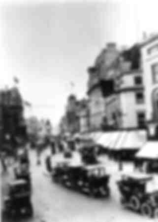 Regent Street - Londres 1910