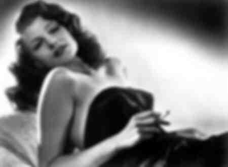 Rita Hayworth 1918