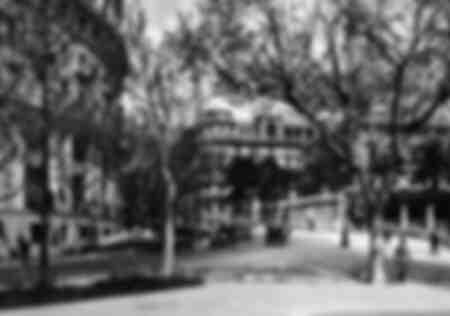 Roma - Via Veneto nel 1931