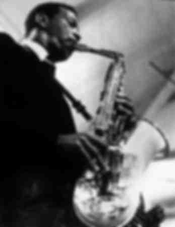 Saxophonist Ornette Coleman