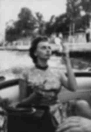 Sophia Loren op het Internationale Filmfestival van Venetië in 1958