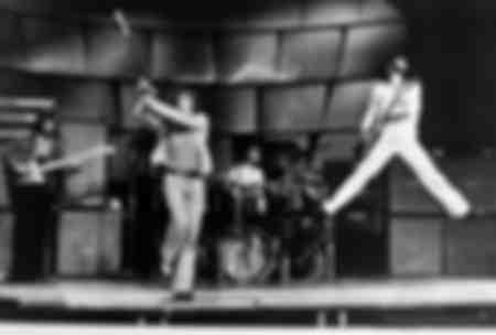 The Who en el escenario en 1969