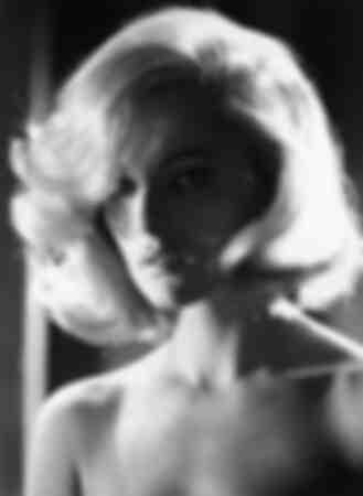 Virna Lisi in de film La donna del lago 1965