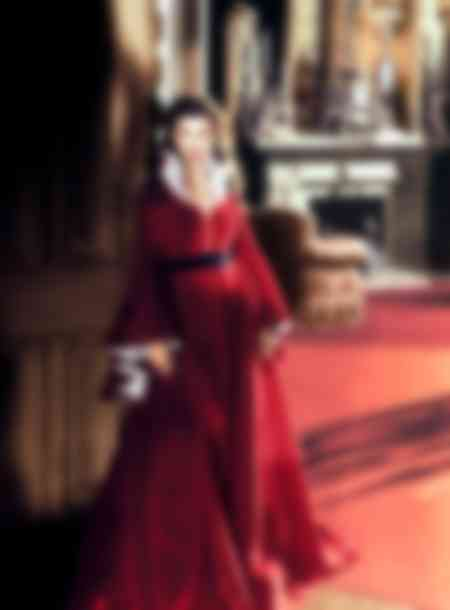 Vivien Leigh dans Gone With The Wind