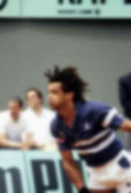Yannick Noah - Championnats de tennis de 1987