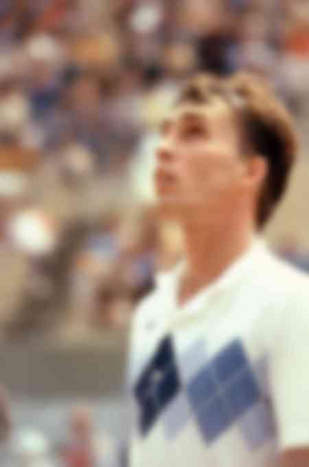 Yvan Lendl en 1983