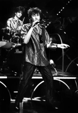 Alain Bashung in 1985