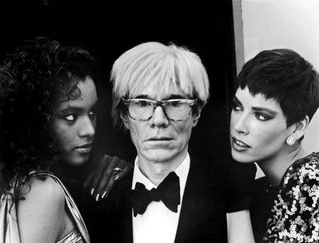 Andy Warhol dans Love Boat