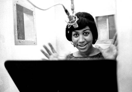ARETHA FRANKLIN recording 1967