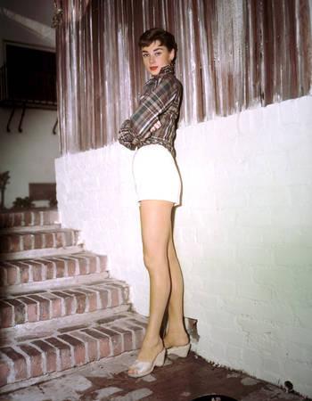 Audrey Hepburn dans le film Sabrina 1954