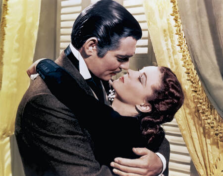 Gone with the wind by Victor Fleming
