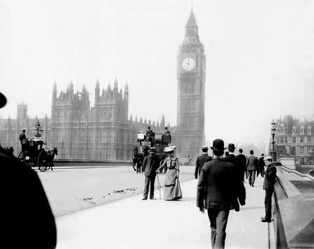 Big Ben en 1890