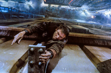 Blade Runner con Harrison Ford