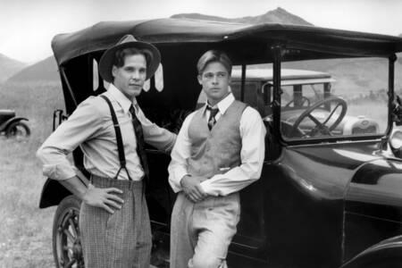 Brad Pitt And Craig Sheffer