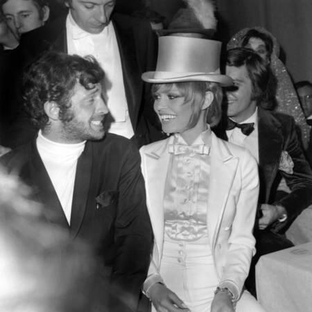 Brigitte Bardot au 37ème gala de l'Union des Artistes
