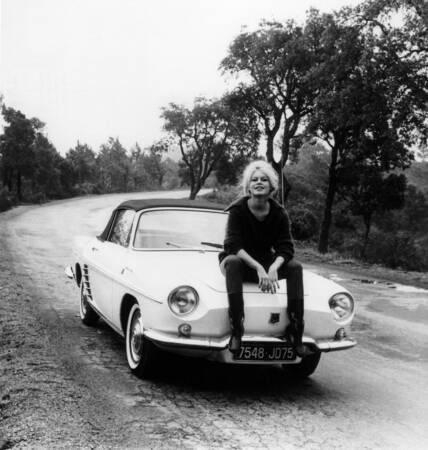 Brigitte Bardot in 1960